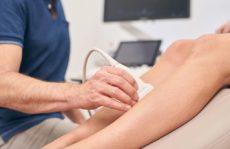 Dr. Kusenack - Privatpraxis für Gefäßchirurgie Düsseldorf - Ultraschall Beine