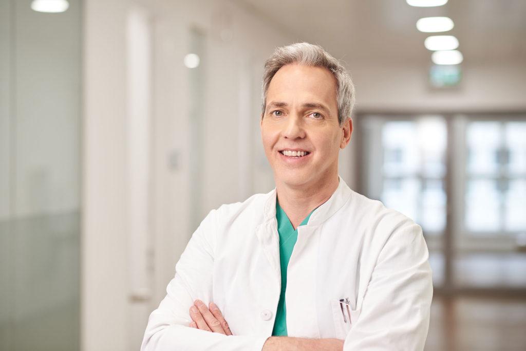Dr. med. Ulrich Kusenack - Privatpraxis für Gefäßchirurgie Düsseldorf Carlstadt - Spezialsit für Venenheilkunde